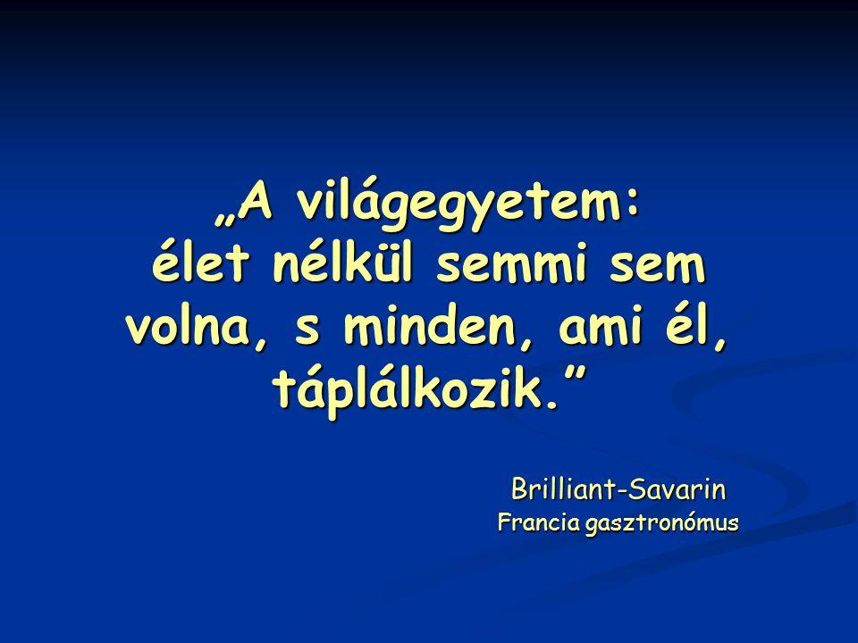 Brilliant-Savarin Francia gasztronómus
