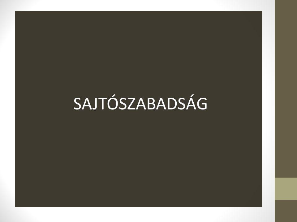 SAJTÓSZABADSÁG