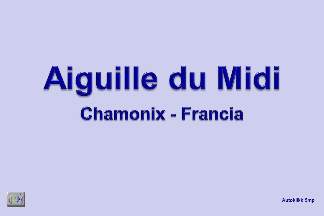 Aiguille du Midi Autoklikk 5mp