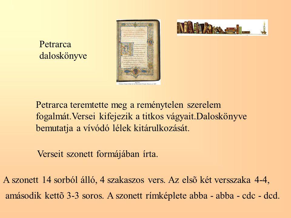 Petrarca daloskönyve