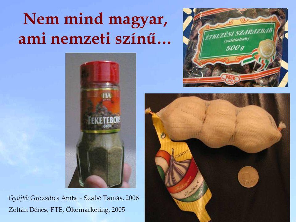 Nem mind magyar, ami nemzeti színű…
