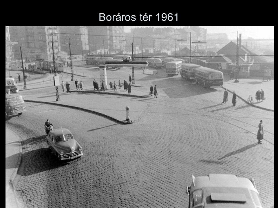 Boráros tér 1961