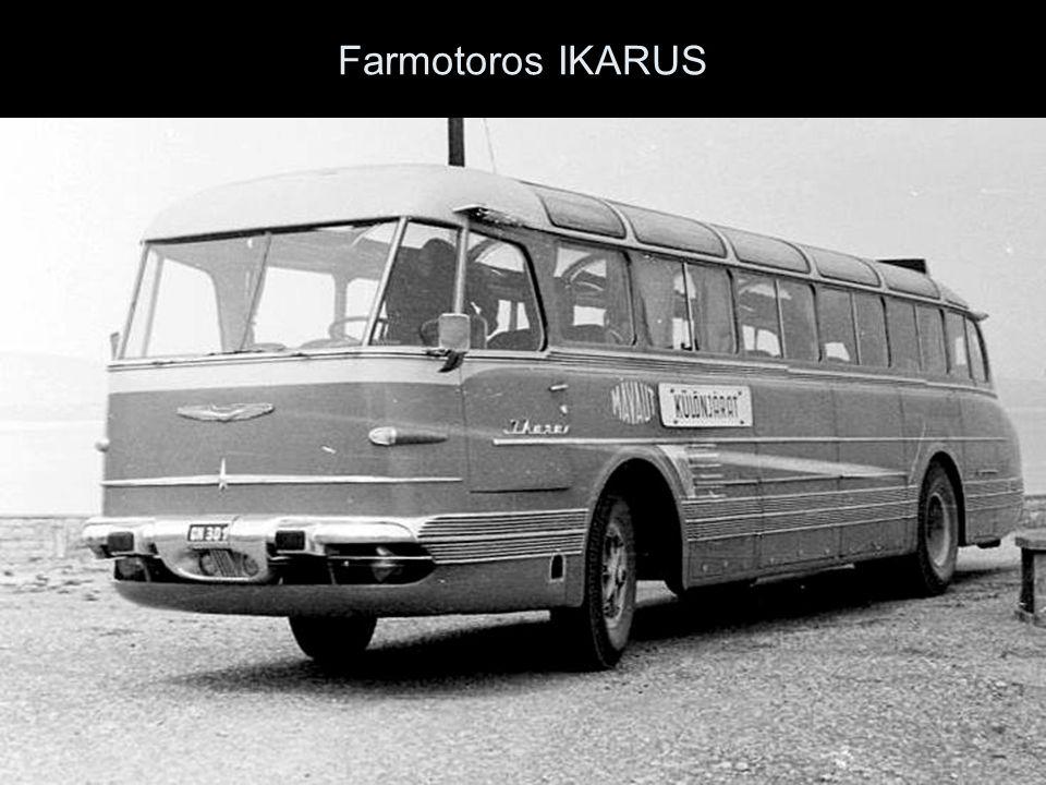 Farmotoros IKARUS