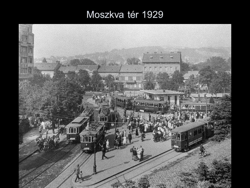 Moszkva tér 1929