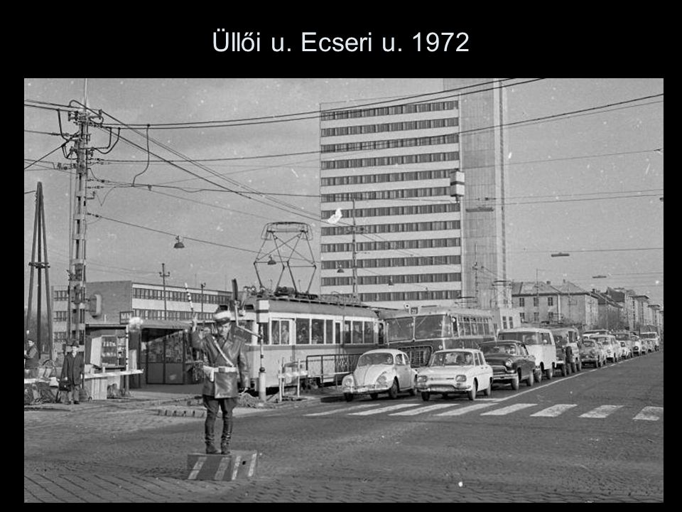 Üllői u. Ecseri u. 1972
