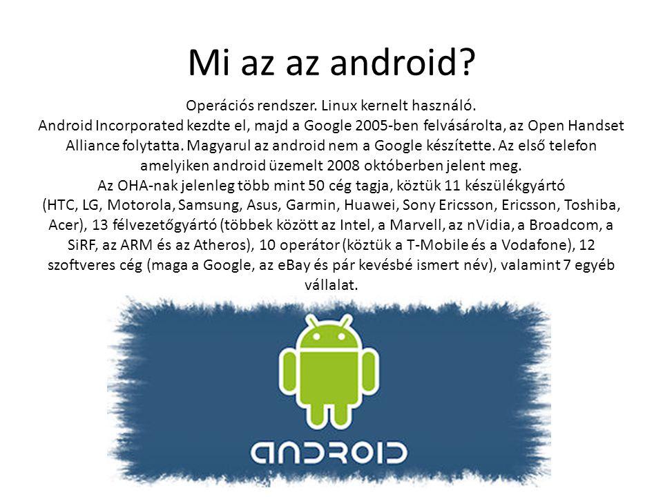 Mi az az android