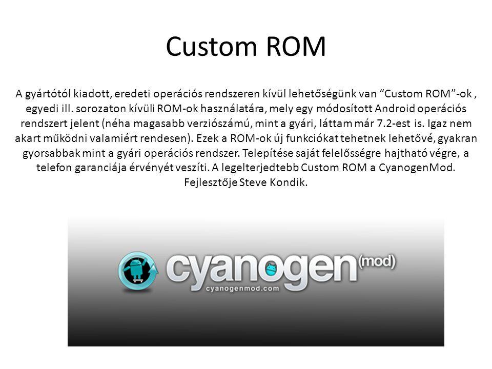 Custom ROM