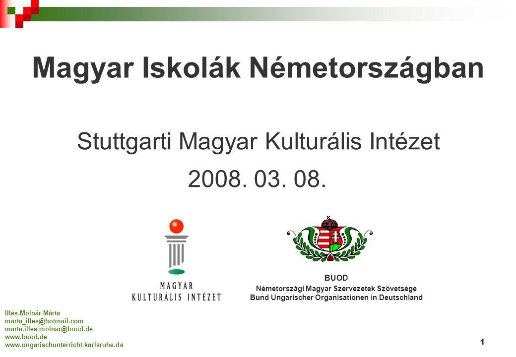 Magyar Iskolák Németországban