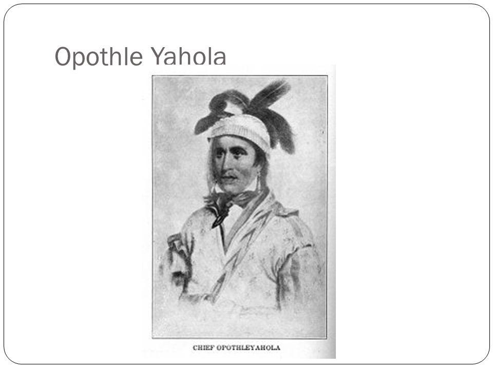 Opothle Yahola