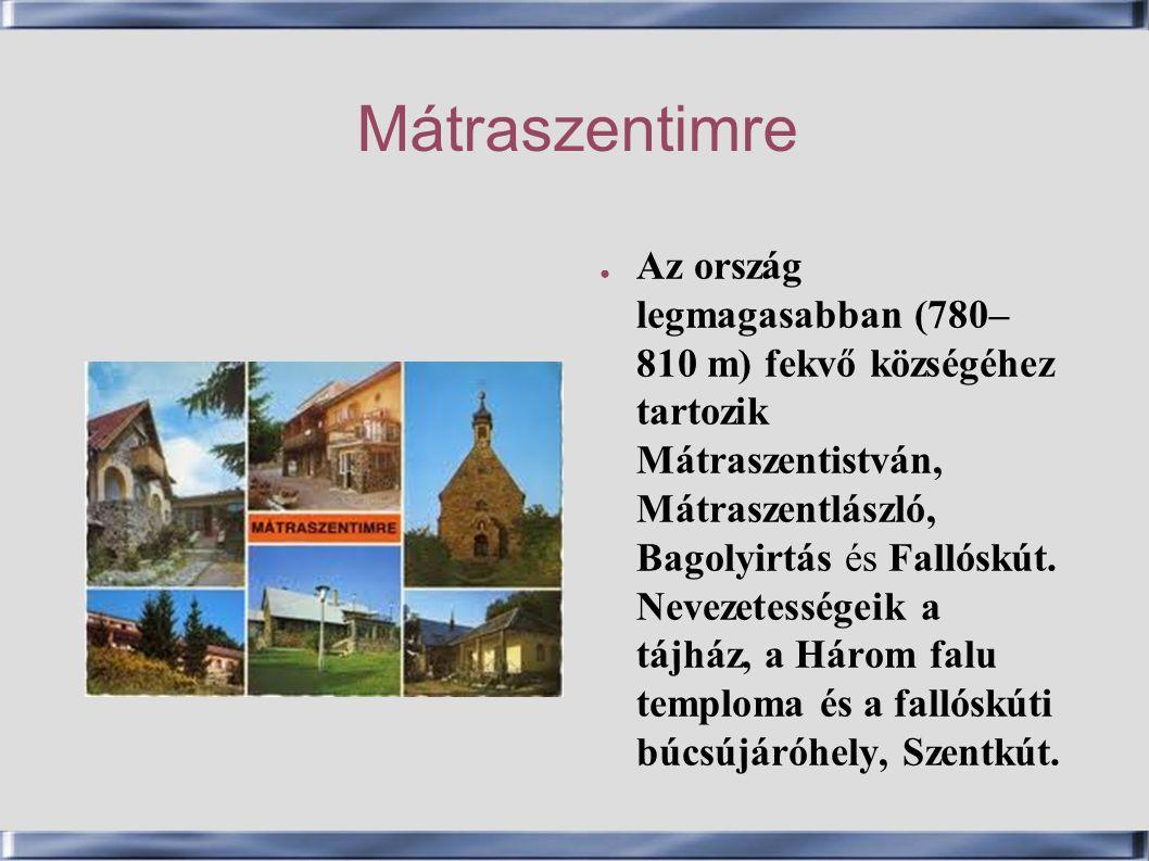 Mátraszentimre