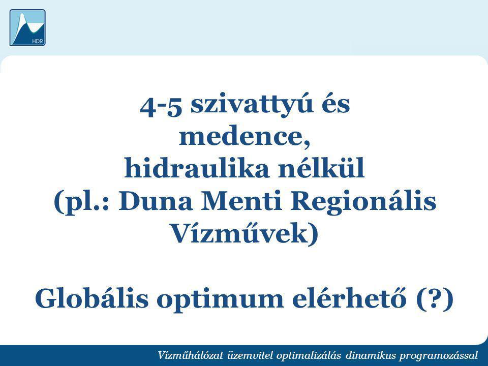 4-5 szivattyú és medence, hidraulika nélkül (pl