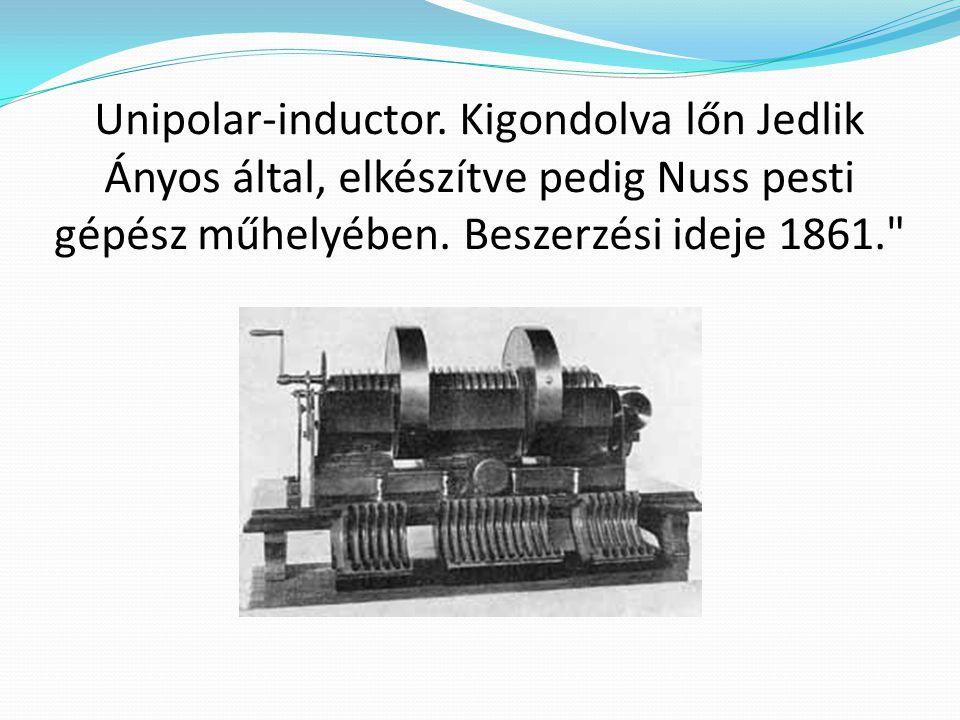 Unipolar-inductor.