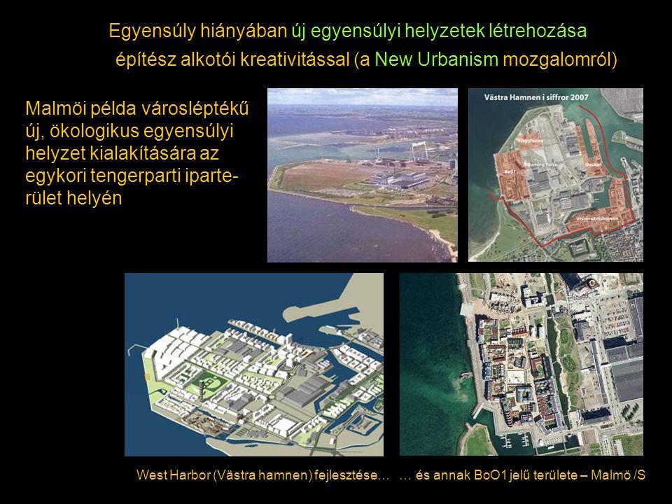építész alkotói kreativitással (a New Urbanism mozgalomról)