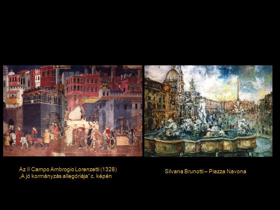 Az Il Campo Ambrogio Lorenzetti (1328)
