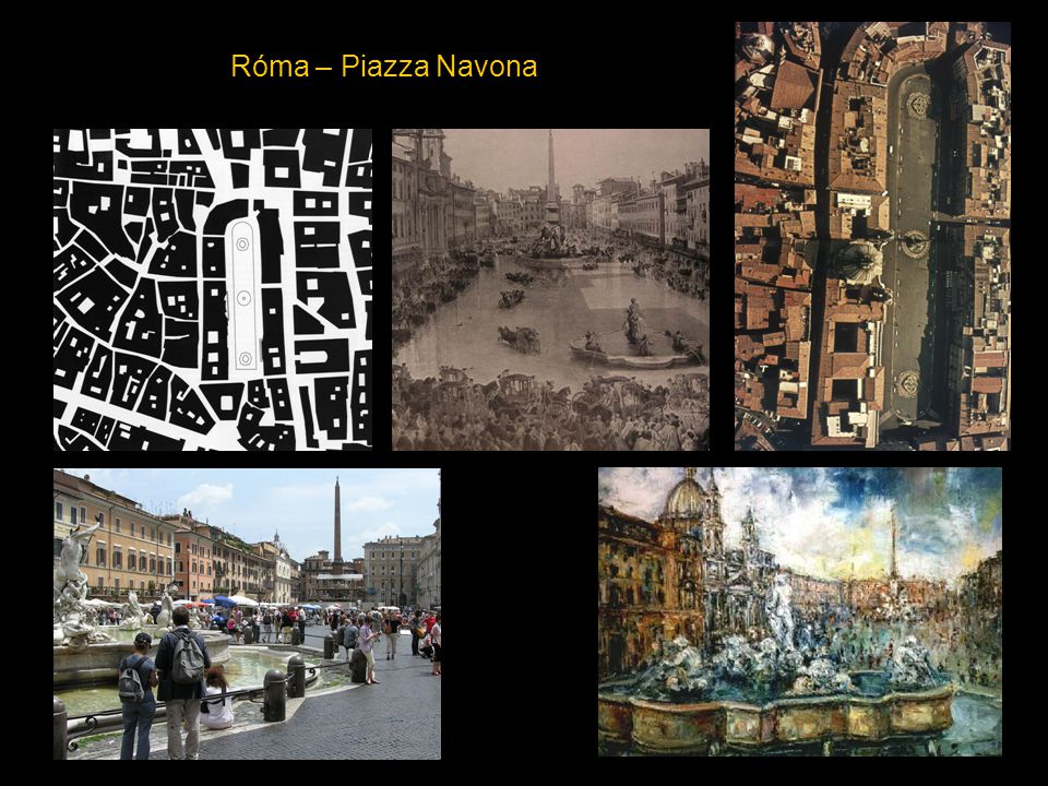 Róma – Piazza Navona