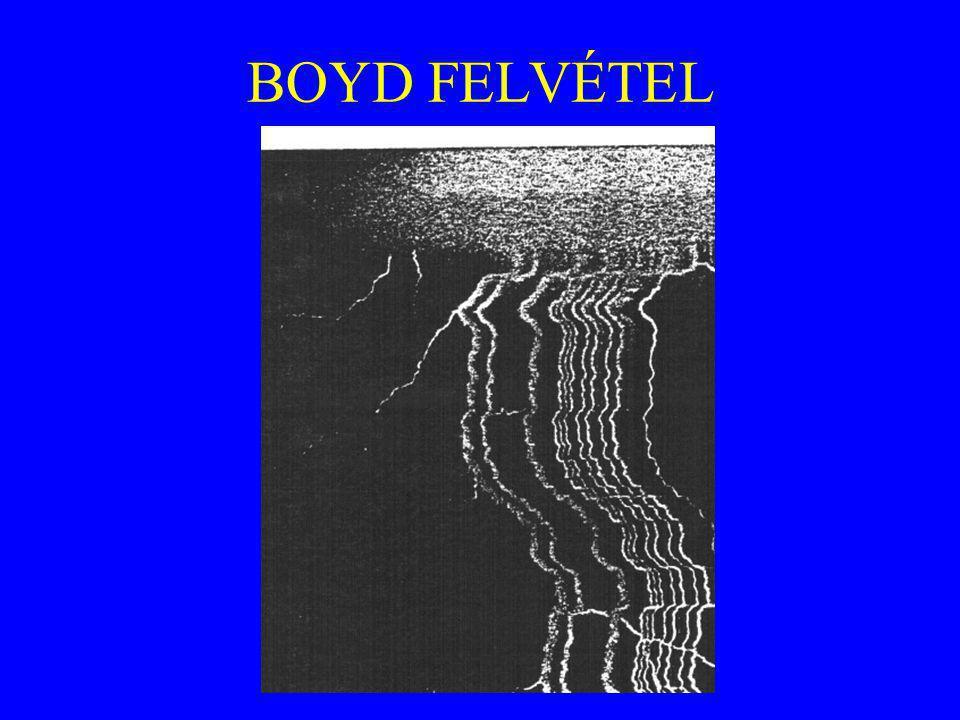 BOYD FELVÉTEL