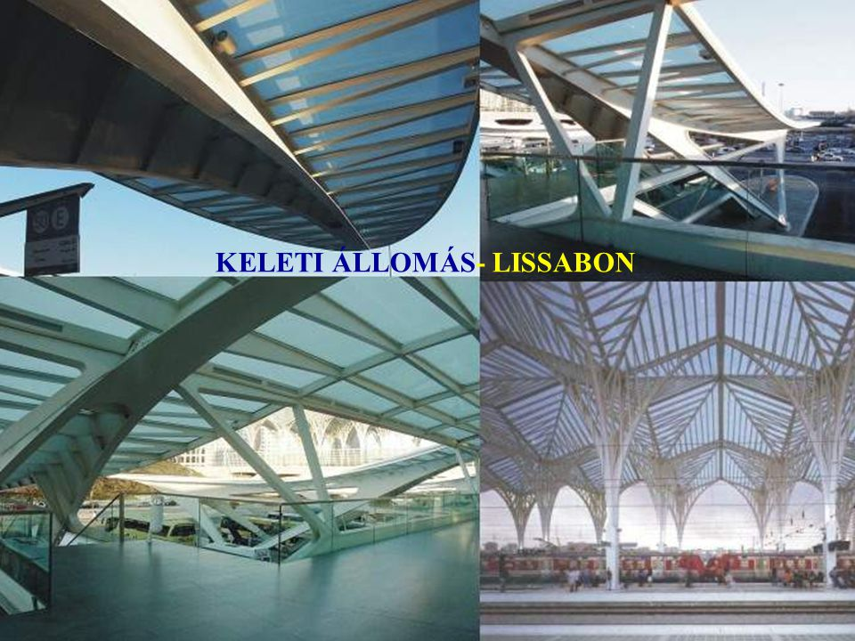 KELETI ÁLLOMÁS- LISSABON