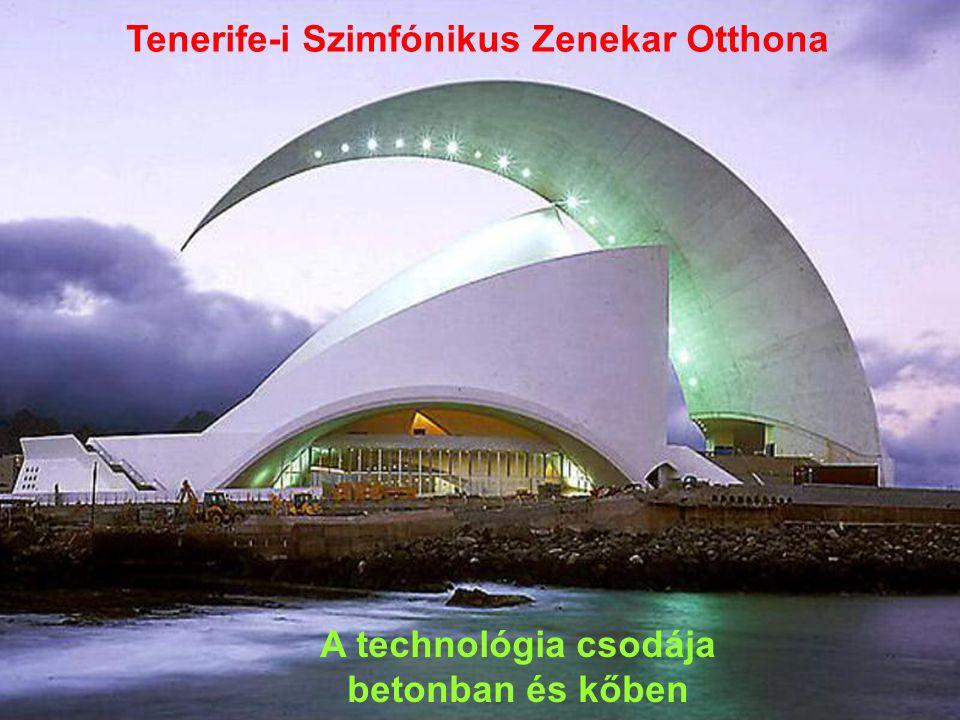 Tenerife-i Szimfónikus Zenekar Otthona
