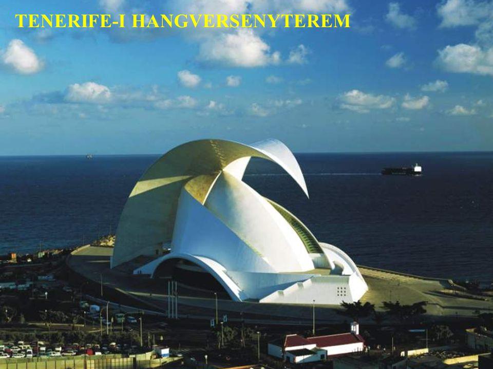 TENERIFE-I HANGVERSENYTEREM