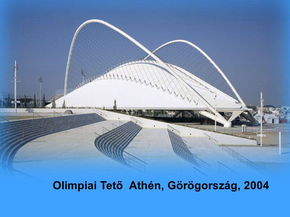 Olimpiai Tető Athén, Görögország, 2004