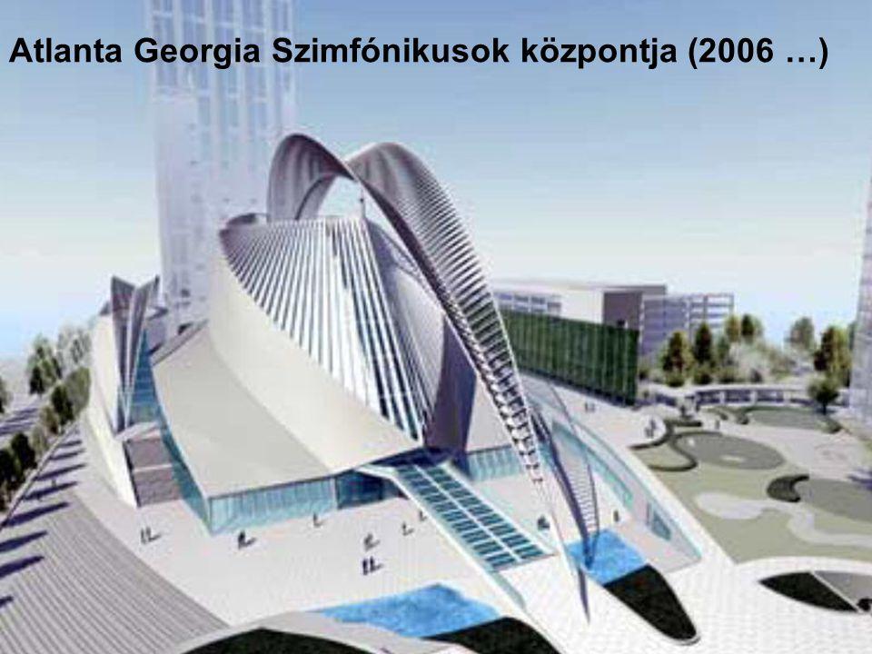 Atlanta Georgia Szimfónikusok központja (2006 …)