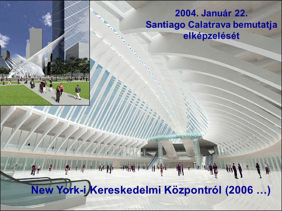 New York-i Kereskedelmi Központról (2006 …)