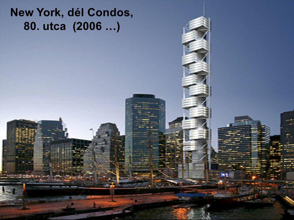 New York, dél Condos, 80. utca (2006 …)