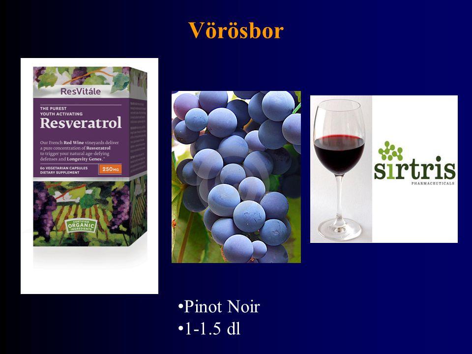 Vörösbor Pinot Noir 1-1.5 dl
