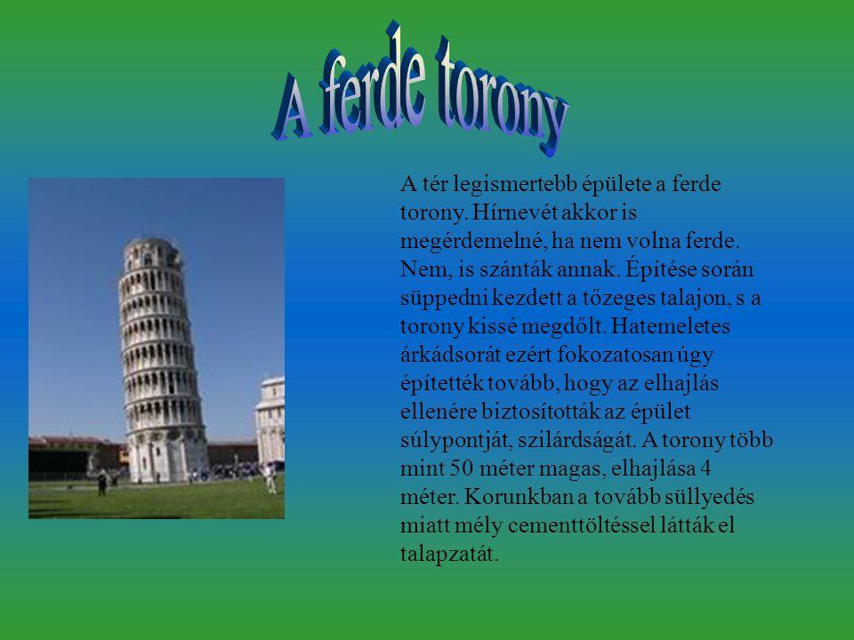 A ferde torony
