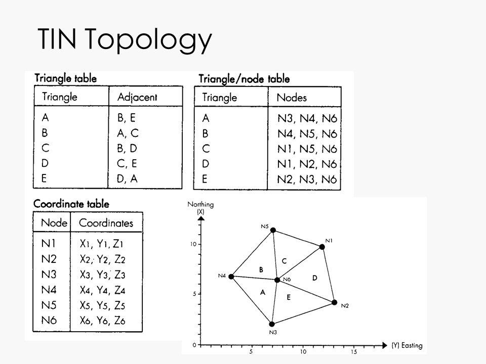 TIN Topology