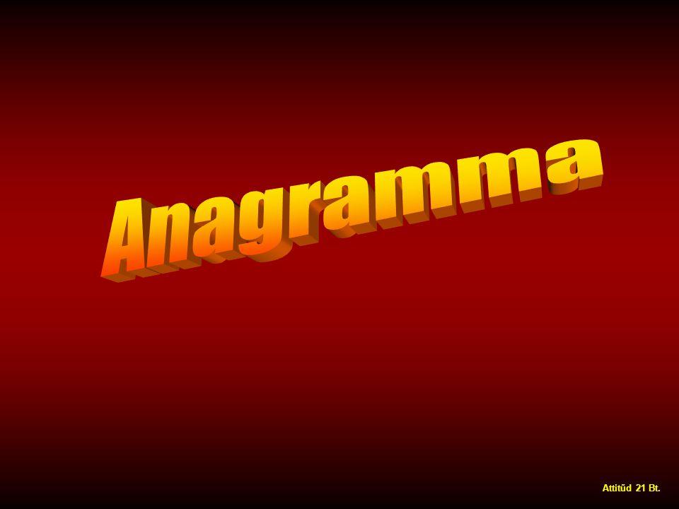 Anagramma Attitűd 21 Bt.
