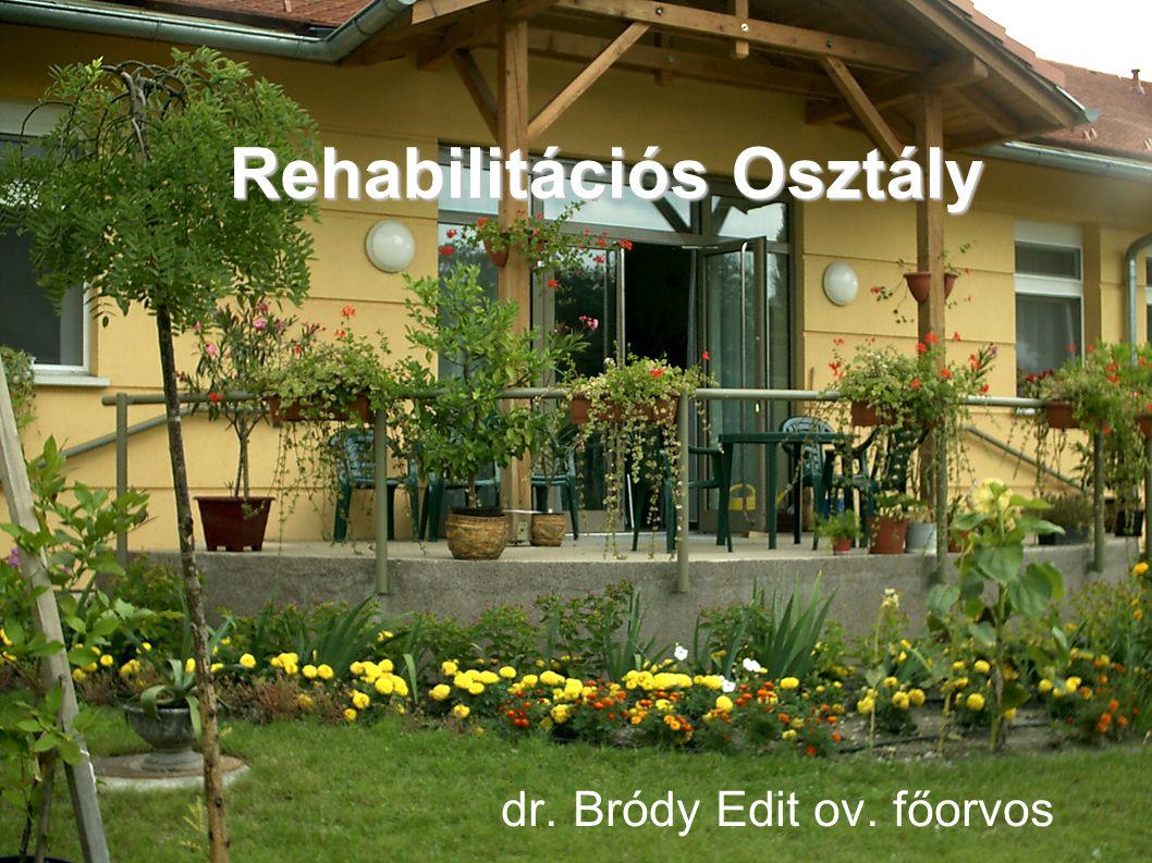 Rehabilitációs Osztály