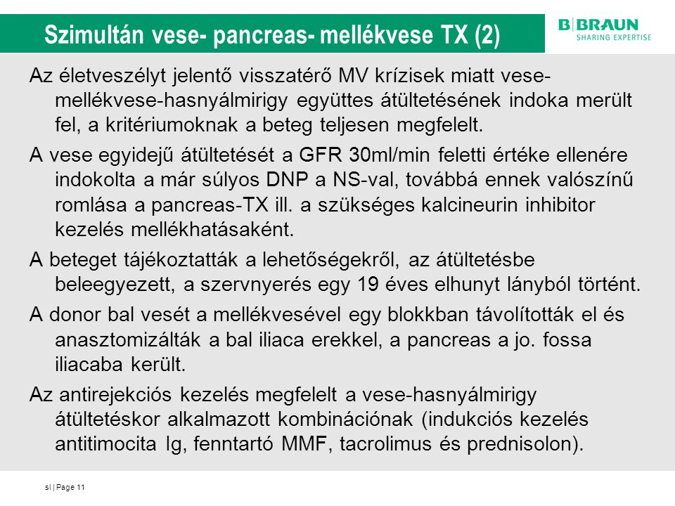 Szimultán vese- pancreas- mellékvese TX (2)