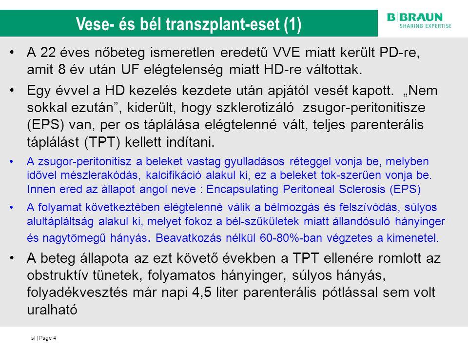 Vese- és bél transzplant-eset (1)