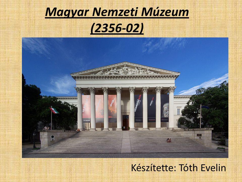 Magyar Nemzeti Múzeum (2356-02)