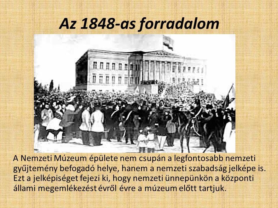 Az 1848-as forradalom