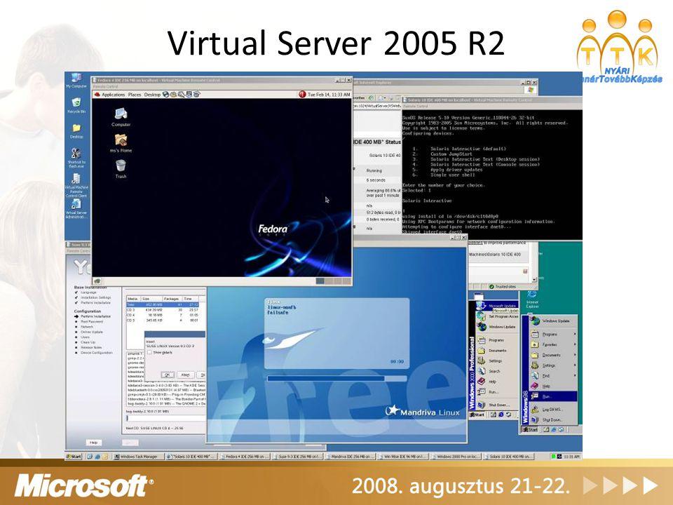 Virtual Server 2005 R2 44