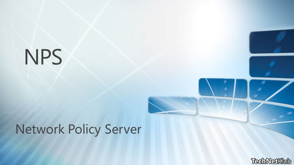NPS Network Policy Server