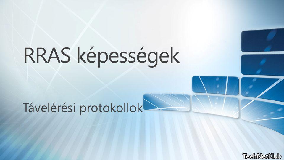 Távelérési protokollok