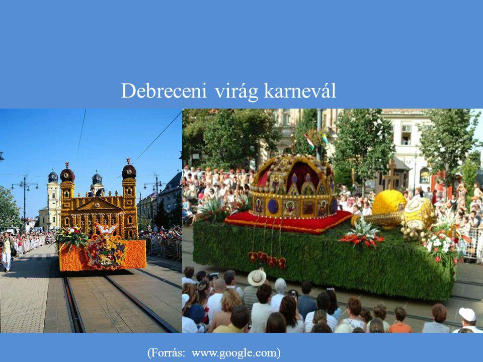 Debreceni virág karnevál