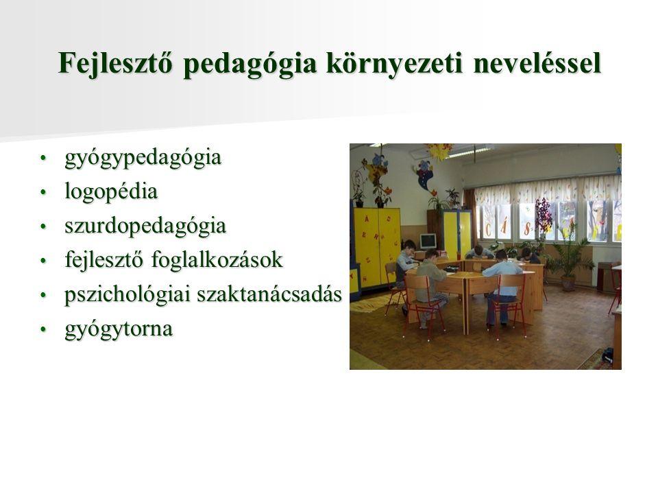 Fejlesztő pedagógia környezeti neveléssel