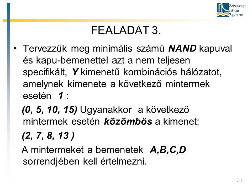 FEALADAT 3.