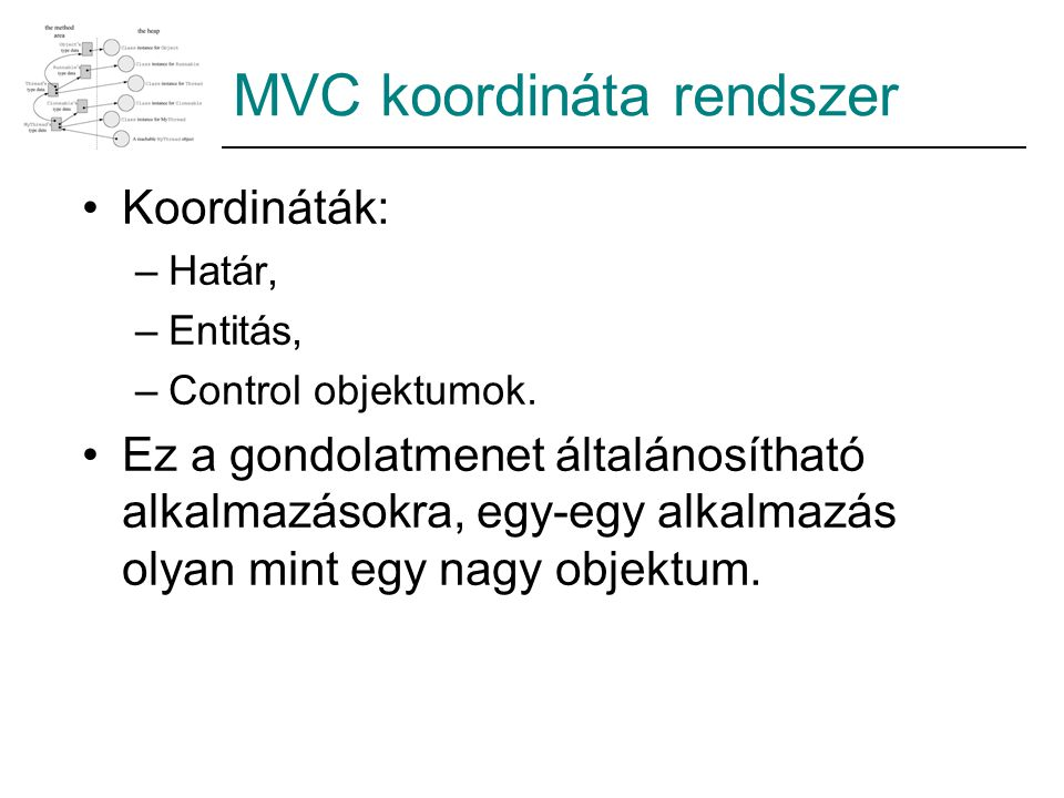 MVC koordináta rendszer