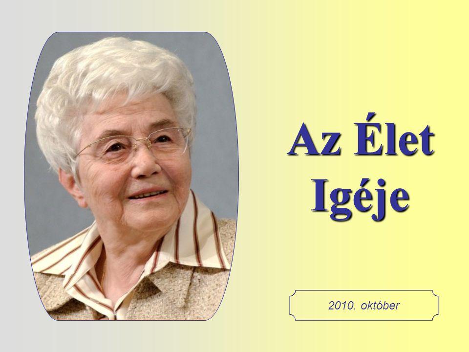 Az Élet Igéje 2010. október 1