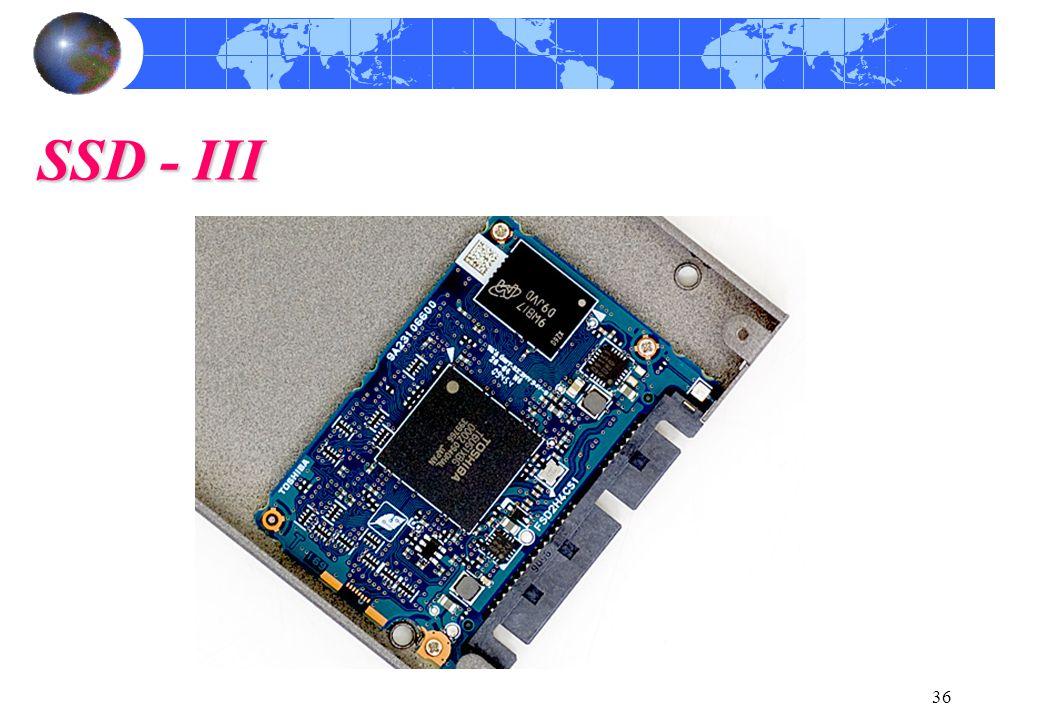 SSD - III
