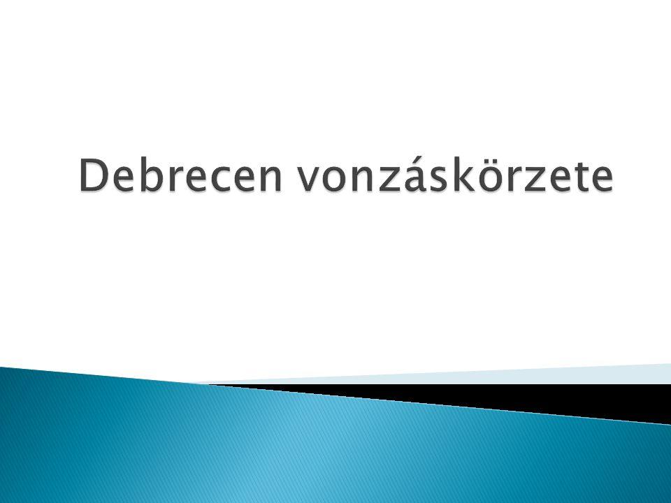 Debrecen vonzáskörzete