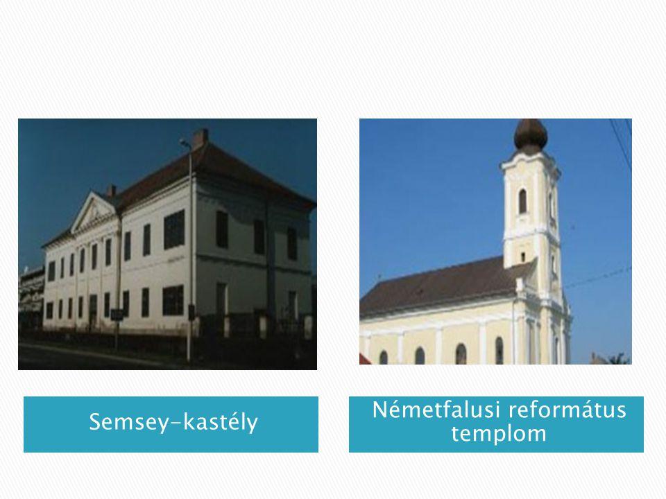 Németfalusi református templom