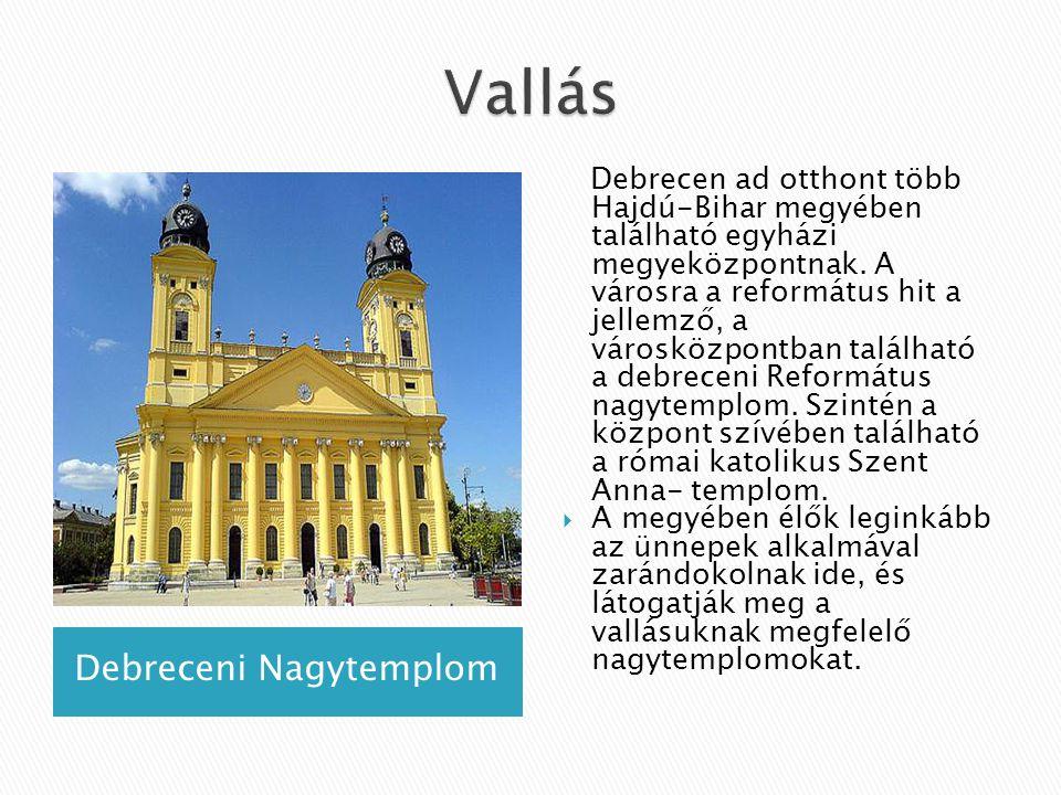 Vallás Debreceni Nagytemplom