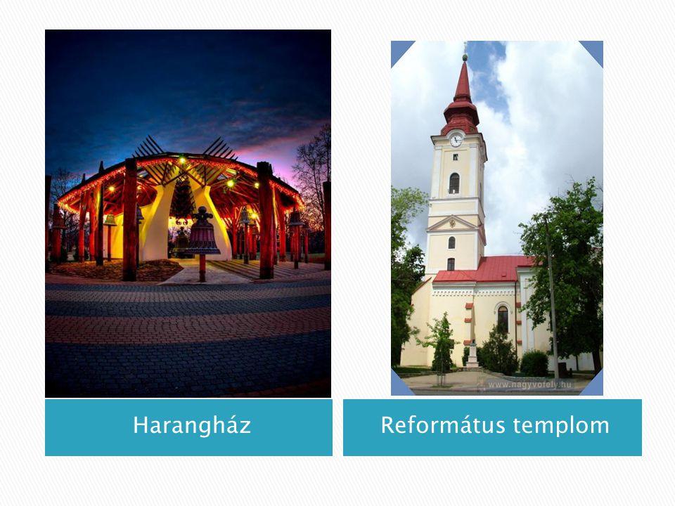 Harangház Református templom