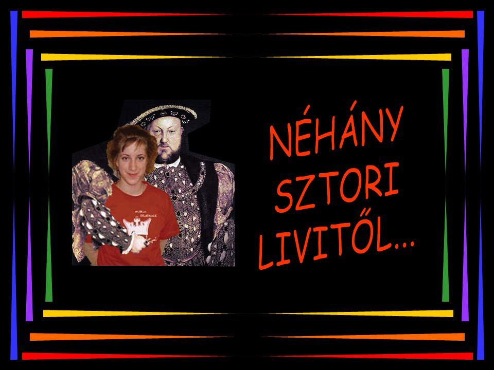 NÉHÁNY SZTORI. LIVITŐL...